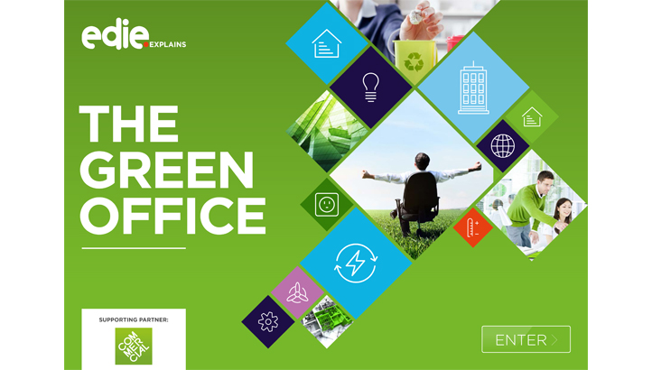 edie Explains: The green office - edie.net