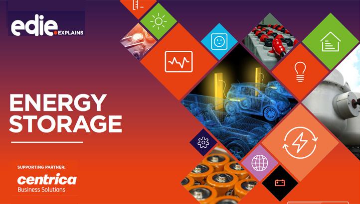 edie Explains: Energy storage