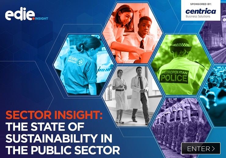 Sector insight: The state of sustainability in the public sector - edie.net