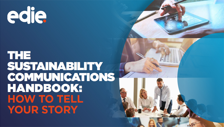 The sustainability communications handbook - edie.net