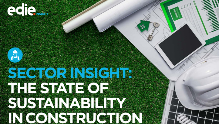 Sector insight: The state of sustainability in construction