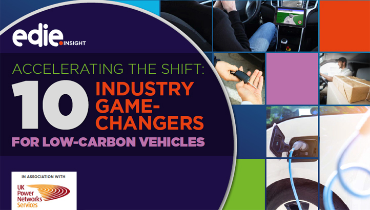 Accelerating the shift: 10 industry game-changers for low-carbon vehicles
