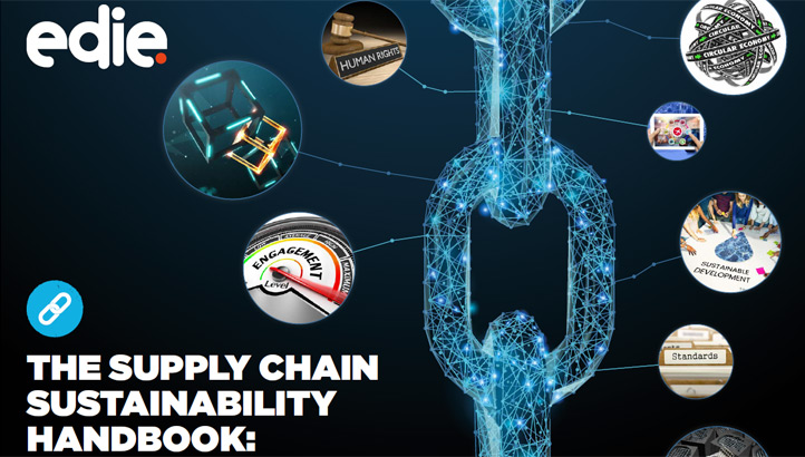 The Supply Chain Sustainability Handbook - edie.net