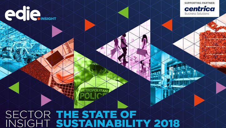 Sector insight: The state of sustainability 2018  - edie.net