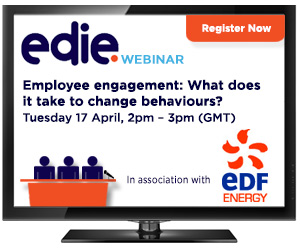 Employee engagement: What does it take to change behaviours?  - edie.net
