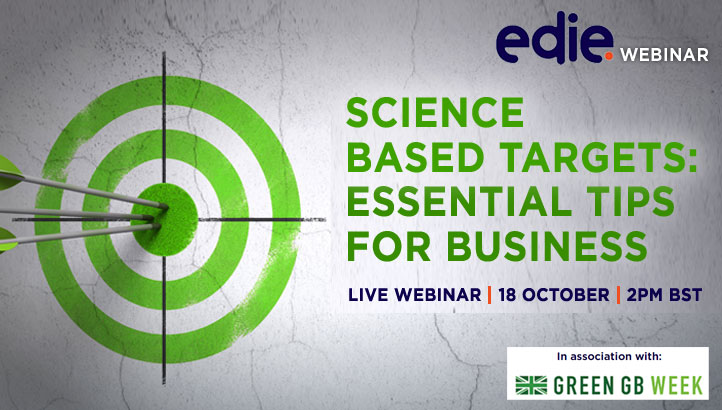 Science-Based Targets: Essential tips for business  - edie.net