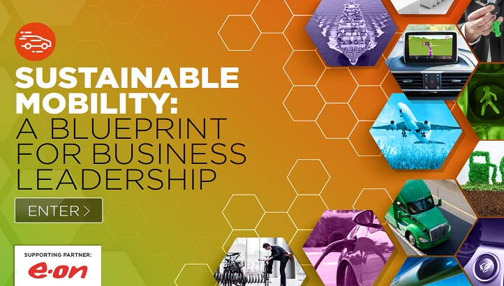 Sustainable mobility: A blueprint for business leadership - edie.net