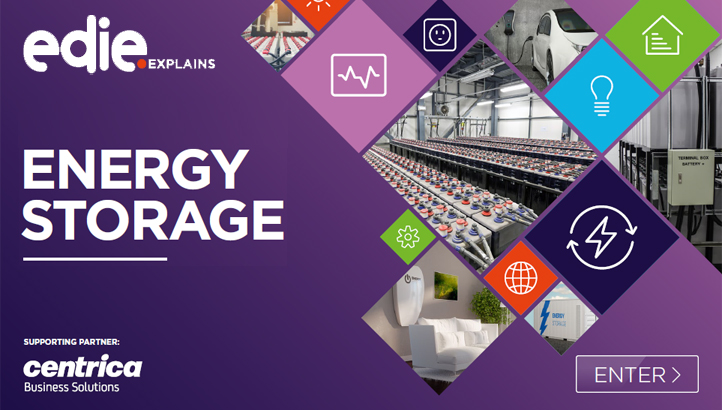edie Explains: Energy storage - edie.net