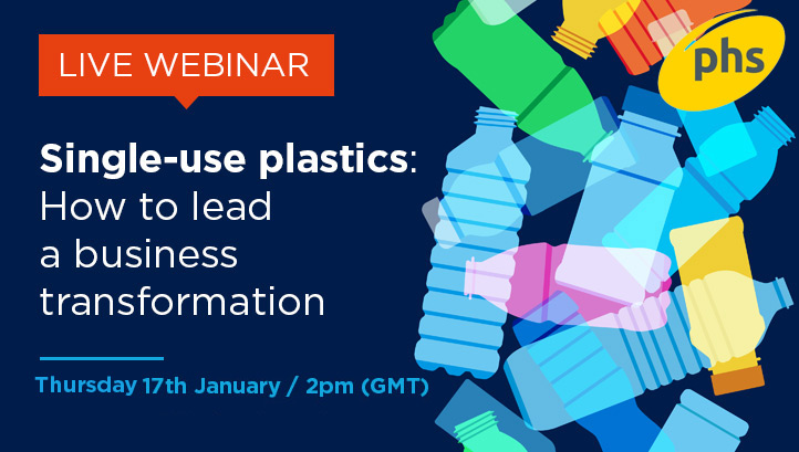 Webinar: Single-use plastics: How to lead a business transformation - edie.net