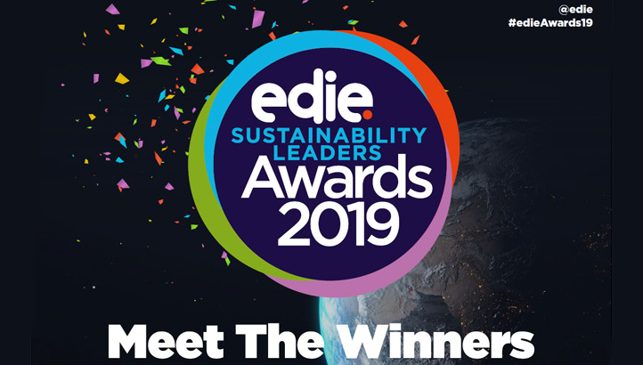 Sustainability Leaders Awards 2019: Meet the Winners - edie.net