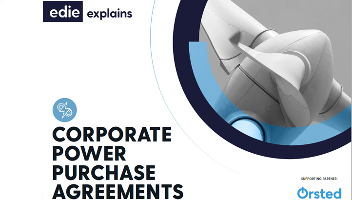 edie Explains: Corporate Power Purchase Agreements (CPPAs) - edie.net