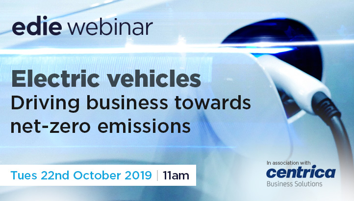 Electric vehicles: Driving business towards net-zero emissions