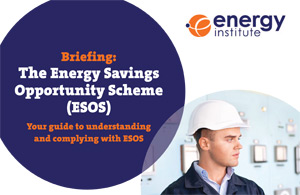 Briefing: The Energy Savings Opportunity Scheme (ESOS)  - edie.net