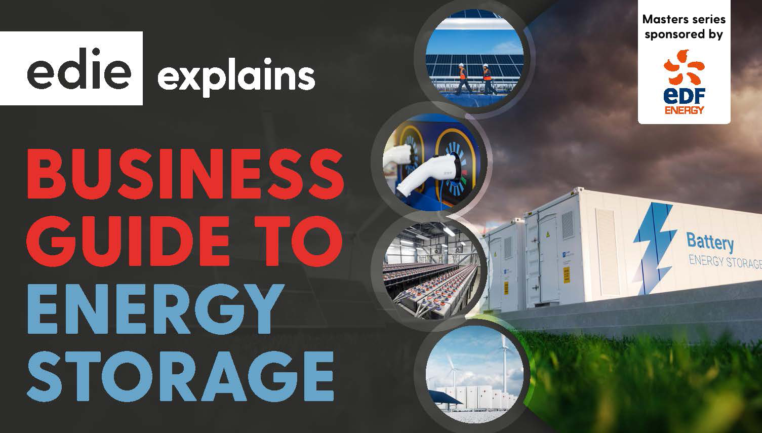The business guide to energy storage - edie.net