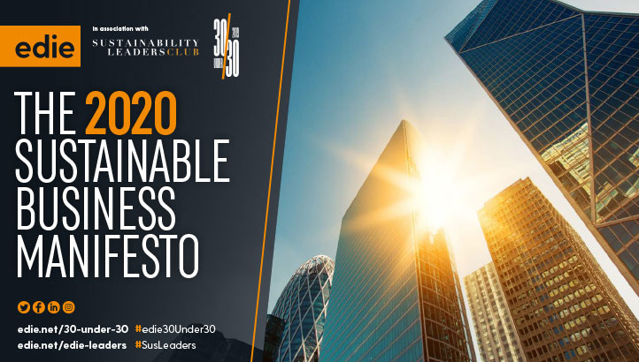 Best Practice in 2020: edie's Sustainable Business Manifesto - edie.net