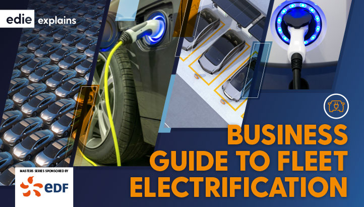 Business guide to fleet electrification  - edie.net