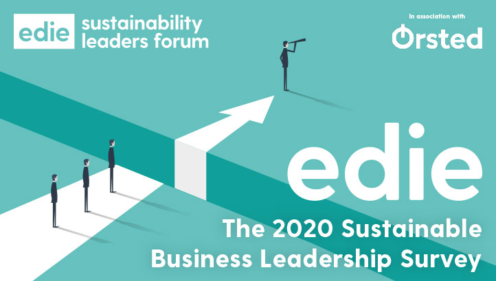 Sustainable Business Leadership Survey 2020 - The results... - edie.net