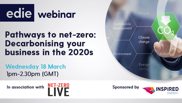 Pathways to net-zero: decarbonising your business in the 2020s - edie.net