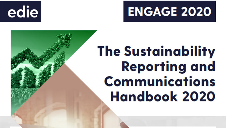 The Sustainability Reporting and Communications Handbook 2020 - edie.net