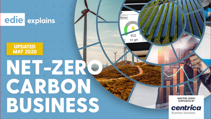edie Explains: Net-zero carbon business - edie.net