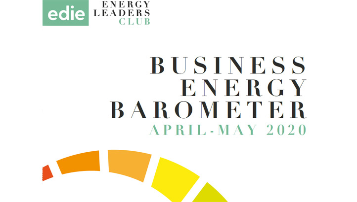 Business Energy Barometer: April - May 2020 - edie.net