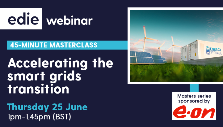 45-Minute Masterclass: Accelerating the smart grid transition for your business