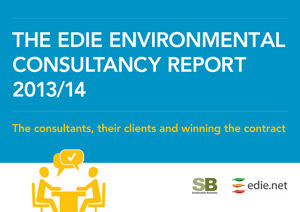 The edie Environmental Consultancy Report 2013/14 - edie.net