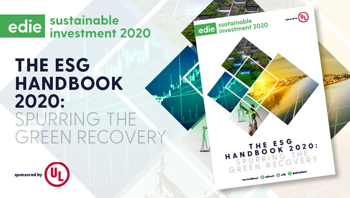 The ESG Handbook 2020: Spurring the green recovery  - edie.net