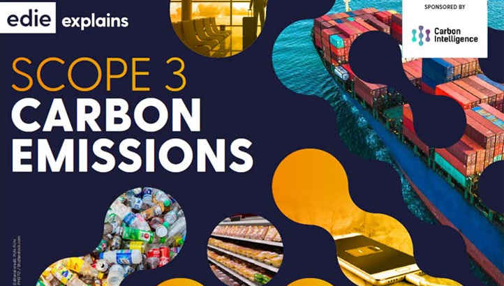 edie Explains: Scope 3 carbon emissions - edie.net