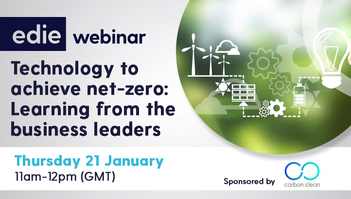 Technology to achieve net-zero: Learning from the business leaders