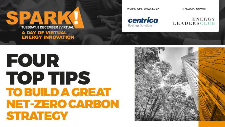 Four top tips for building a great net-zero carbon strategy - edie.net
