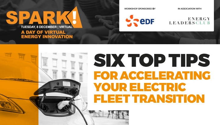 Six top tips for accelerating your electric fleet transition - edie.net