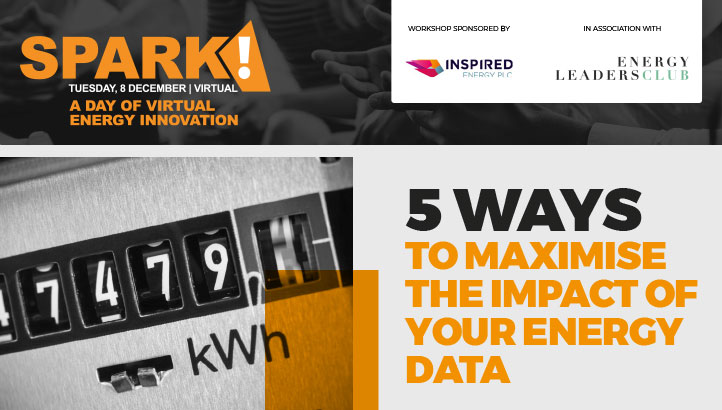Five ways to maximise the impact of your energy data - edie.net