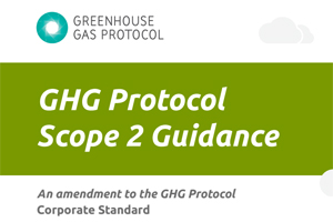 GHG guidance