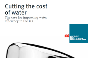 Cutting the cost of water