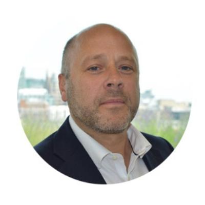 Darren White, head of sustainability, Tideway