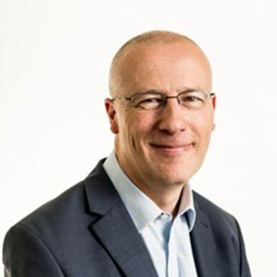 Mike Thornton, chief executive