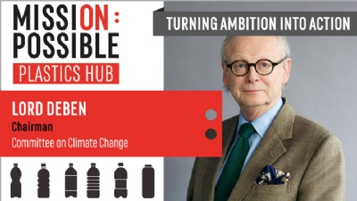 Lord Deben believes that microplastics and other