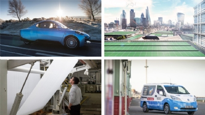 A number of eye-catching and potentially transformational innovations aimed at tackling dirty air have emerged since Clean Air Day 2018