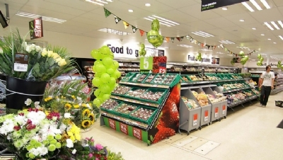 Co-op lobbies for universal local food waste collection systems