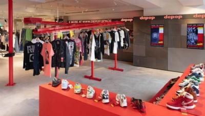 Second-hand September: Selfridges hosts clothing resale pop-up