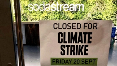 Businesses gear up for day of global climate strikes
