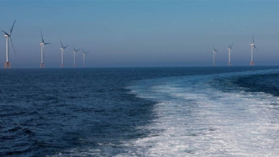 Pictured: The Beatrice Offshore Windfarm is the UK's second-largest. Image: SSE
