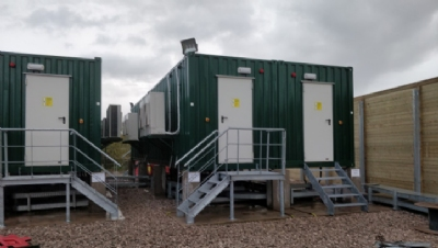 Gresham House's recently acquired 49MW Red Scar battery is to be optimised against the wholesale markets. Image: Gresham House