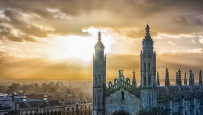 The University of Cambridge becamethe first higher education institution in the world to set science-based targetsin line with the Paris Agreement's more ambitious 1.5C trajectory