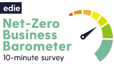edie readers are being asked to complete the 10-minute survey by Friday 18 June