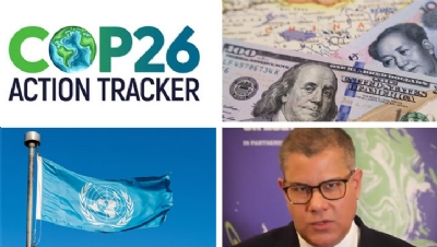This new series will be running regularly, bringing you the key headlines, statistics and events in the run-up to COP26