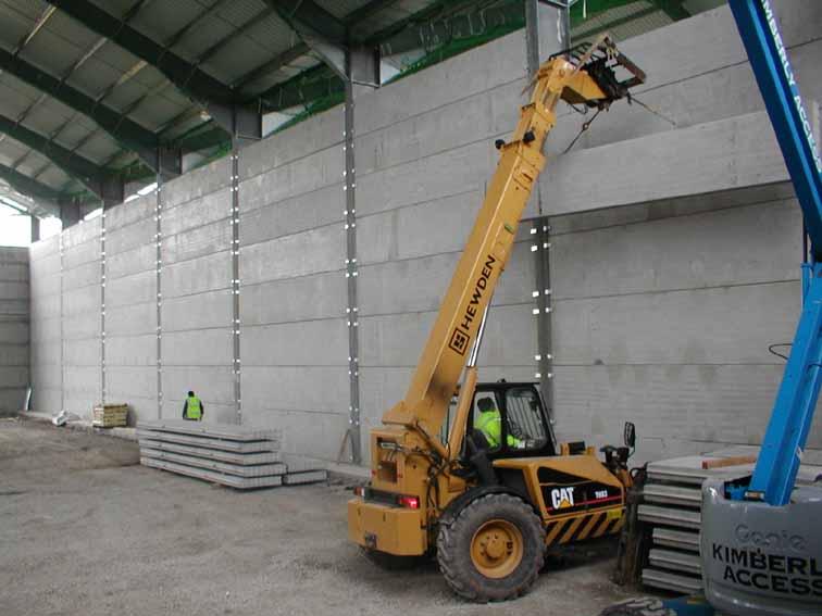 Precast Concrete Retaining Wall Systems : Acp precast concrete retaining walls