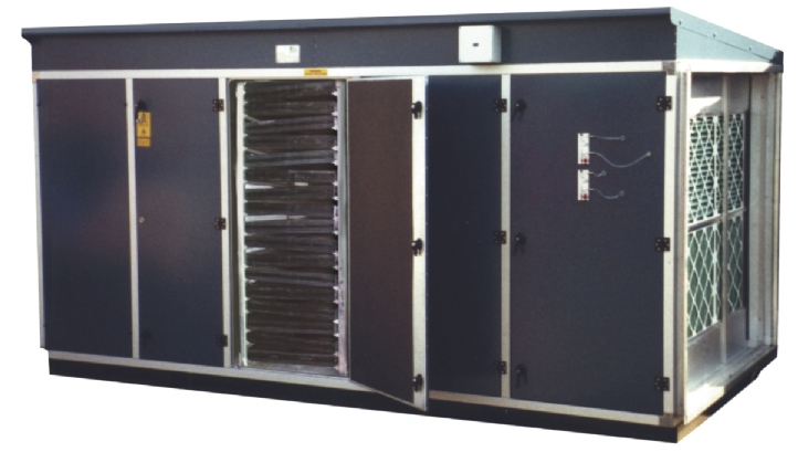 AHU Filter for Commercial Buildings