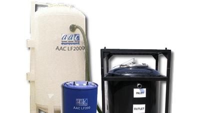 Modular Liquid Carbon Filters for Sewage Treatment